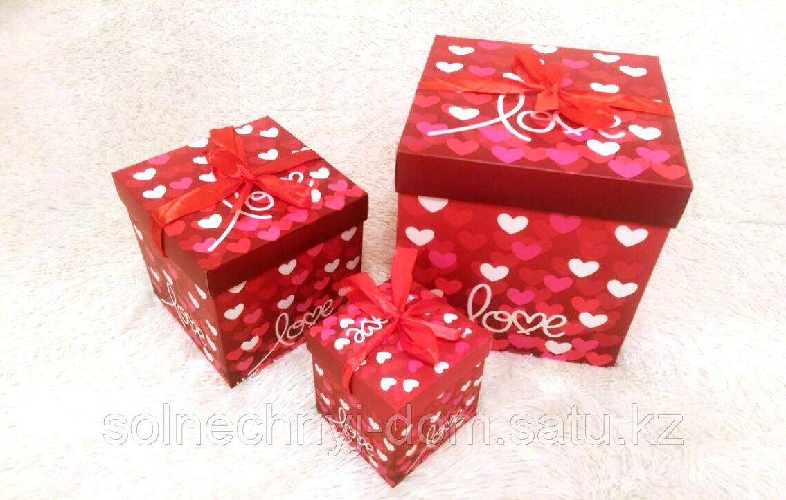 "Набор подарочных коробок ""Love"""