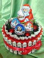 """Новогодний """"Kinder торт"""", фото 1"""