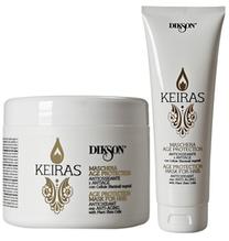 Антивозрастная линия для питания и укрепления волос - Keiras Age Protection