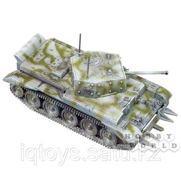 Сборная модель HOBBY WORLD 1628 World of Tanks. CROMWELL. Масштабная модель 1:56 - фото 3