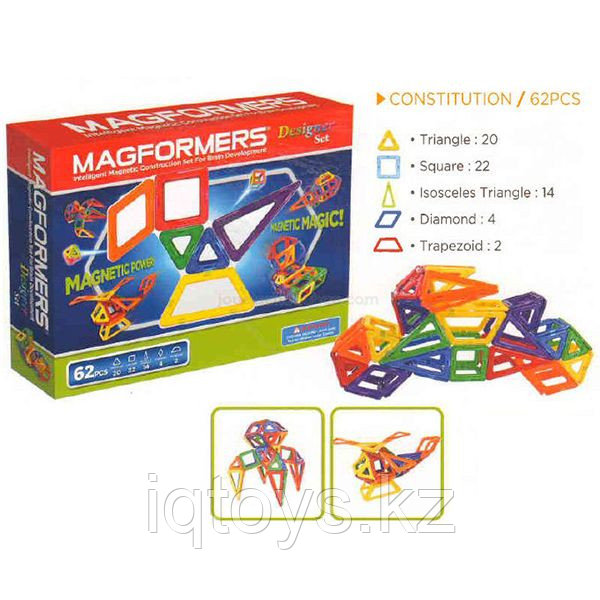 Magformers Designer Set - фото 1