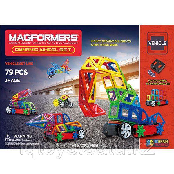 Magformers Dynamic Wheel Set