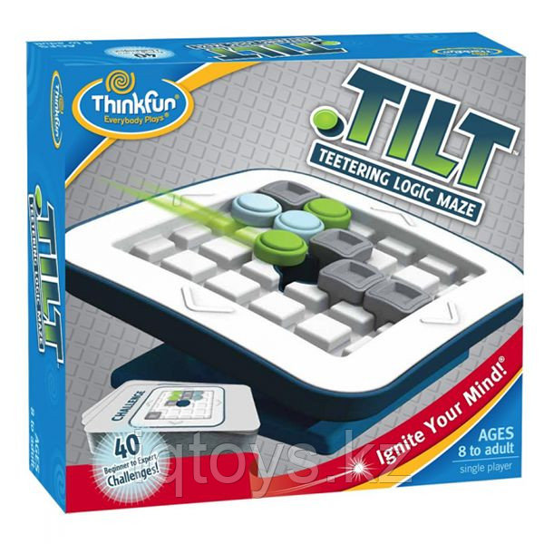 Игра-головоломка  ThinkFun Скользящие фишки (TILT)