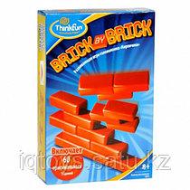 Настольная игра-головоломка Кирпичики (Brick by brick)