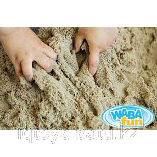 Кинетический песок Waba Fun Kinetic Sand, 2.5 кг