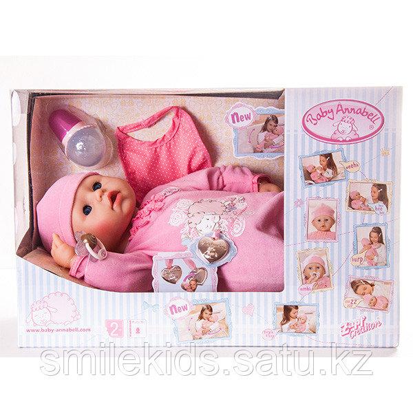 Кукла с мимикой Baby Annabell, 46 см