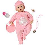 Кукла с мимикой Baby Annabell, 46 см , фото 2