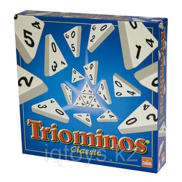 Настольная игра Триоминос Классик