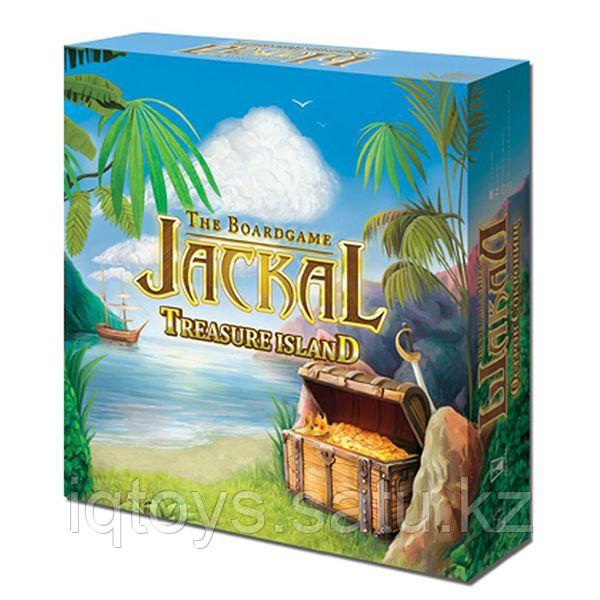 Настольная игра MAGELLAN Шакал: Остров Сокровищ(Jackal.Treasure island)