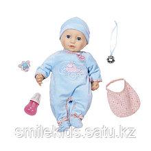 Кукла-мальчик многофункциональная Baby Annabell, 46 см