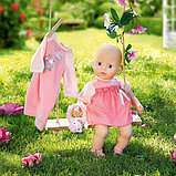 Кукла с доп. набором одежды Baby Annabell, 36 см , фото 2