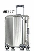 Элитные чемоданы с алюминевым каркасом и корпусом из PP-nylon., фото 1