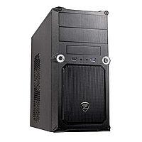 "Корпус для компьютера ""Кейс COUGAR MG100: Motherboard support:Full ATX/Micro ATX/Flex ATX,2 x USB+Audio,Black"""