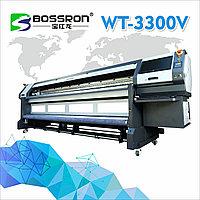 Широкоформатный рулонный уф принтер WT-3300V, фото 1