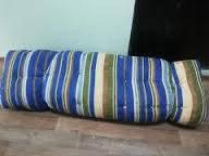 Матрас ватный двухспальный 150х200  стандарт