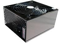 "Блок питания для ПК ""HuntKey APFC-600 600W ATX  P4 +24 pin, SATA *4,6+2Pin*2,Molex(4Pin)*8,Black,12sm Fan,Box"""