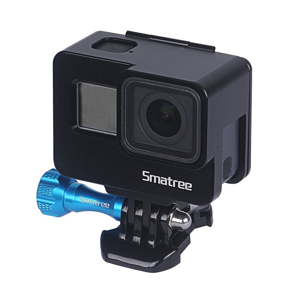 Smatree® Алюминиевая рамка для GoPro HERO 5/6/7
