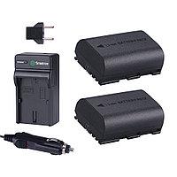Smatree® Комплект аккумуляторов LP-E6, фото 1