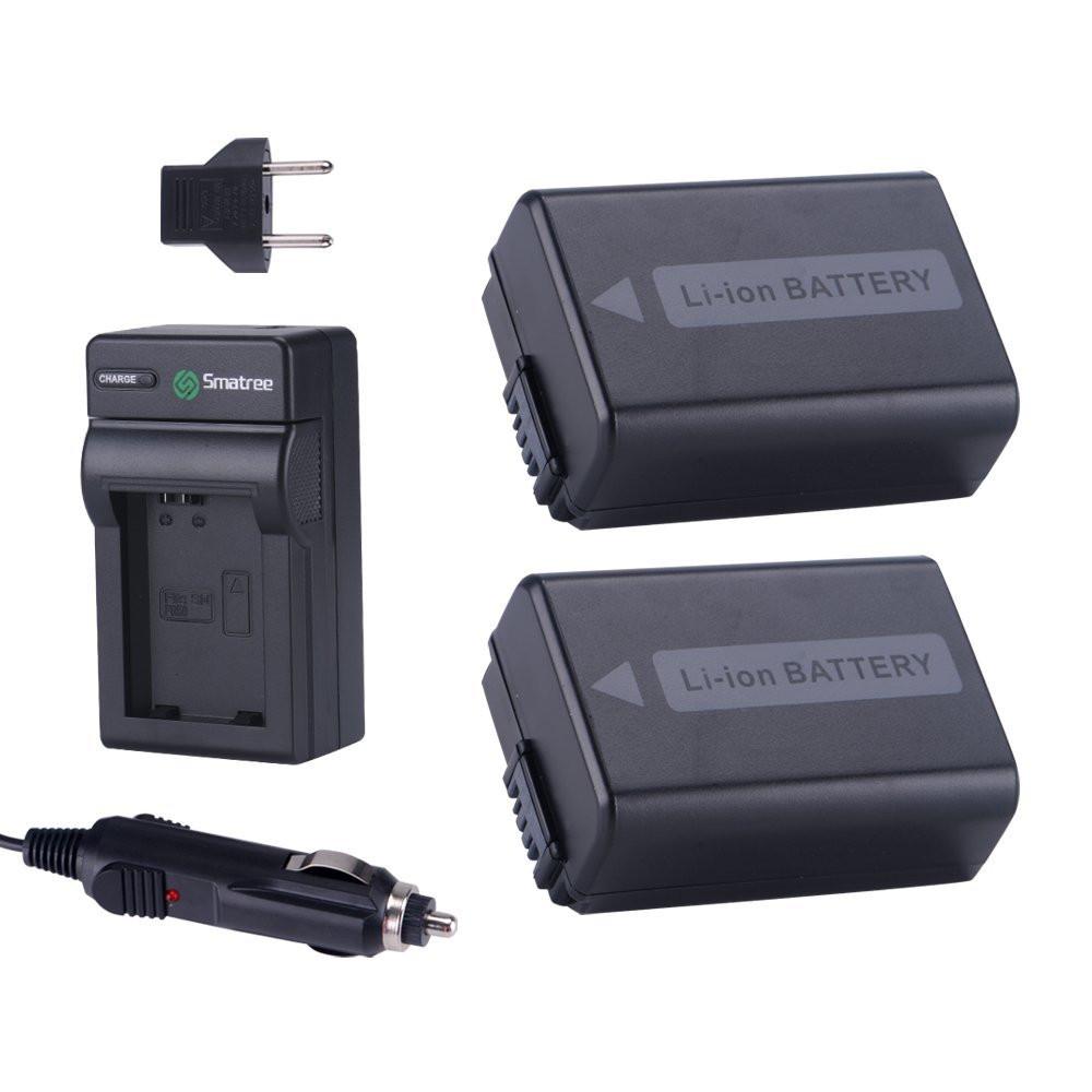Smatree® Комплект аккумуляторов NP-FW50