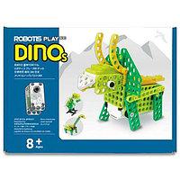 Образовательный набор ROBOTIS PLAY 300 DINOs (Динозавры), фото 1