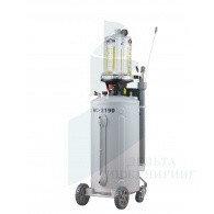 Установки для смены масла ATIS HC 2190 вакуумная через щупы с предкамерой