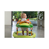 CHICCO: ХОДУНКИ WALKY TALKY BABY WALKER ORANGE WAVE 862404, фото 6