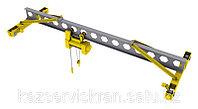 Кран мостовой однобалочный опорный г/п 6,3т электрический