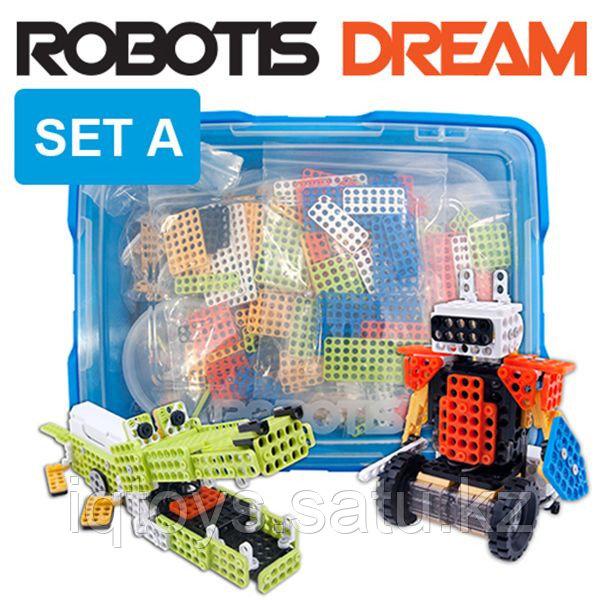 Образовательный набор ROBOTIS DREAM Set A (Набор A)