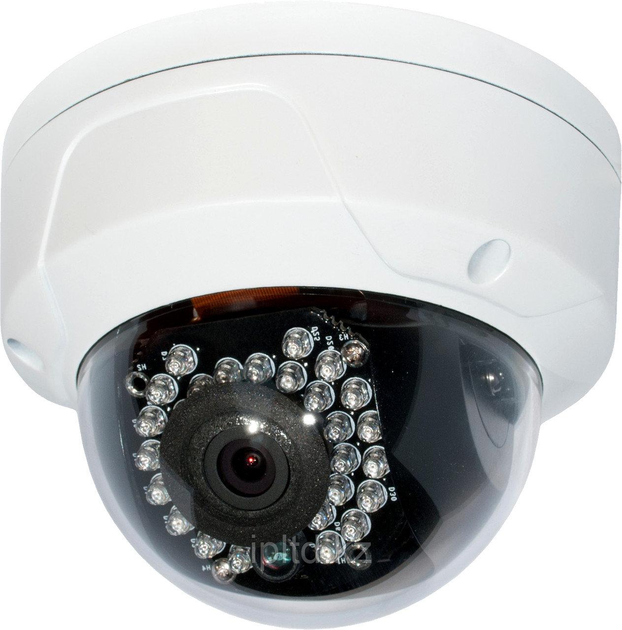 IP камера купольная Umbrella N218 3 Мп высокое качество изображения (IP видеонаблюдение)