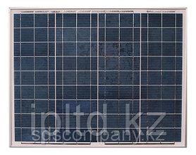 Солнечная панель 40 Вт, 12 В  CHN40-36P поликристаллическая