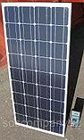 Солнечная панель 100 Вт, 12 В CHN100-36M Моно, фото 4