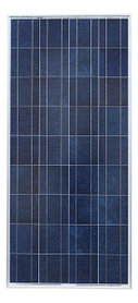 Солнечная панель 150 Вт, 12 В CHN150-36P Поликристаллическая