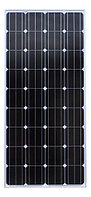 Солнечная панель 200 Вт, 24 В МОНО CHN200-72M, фото 1