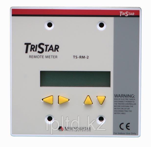 Выносная цифровая панель для контроллеров заряда