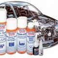 Средства для ремонта и обслуживания авто