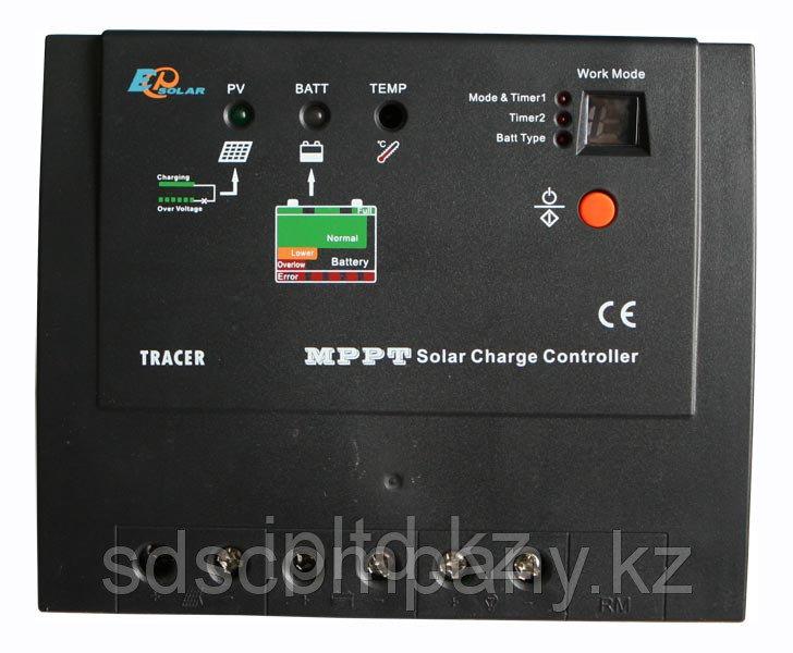 Контроллер заряда Tracer MPPT 20 А, 12/24 В