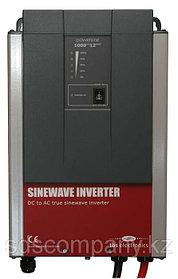 Инвертор синусоидальный 12 В DC / 220 В AC, 850 Вт, производства TBS Electronics