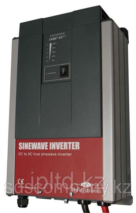 Инвертор синусоидальный 24 В DC / 220 В AC, 1000 Вт, производства TBS Electronics
