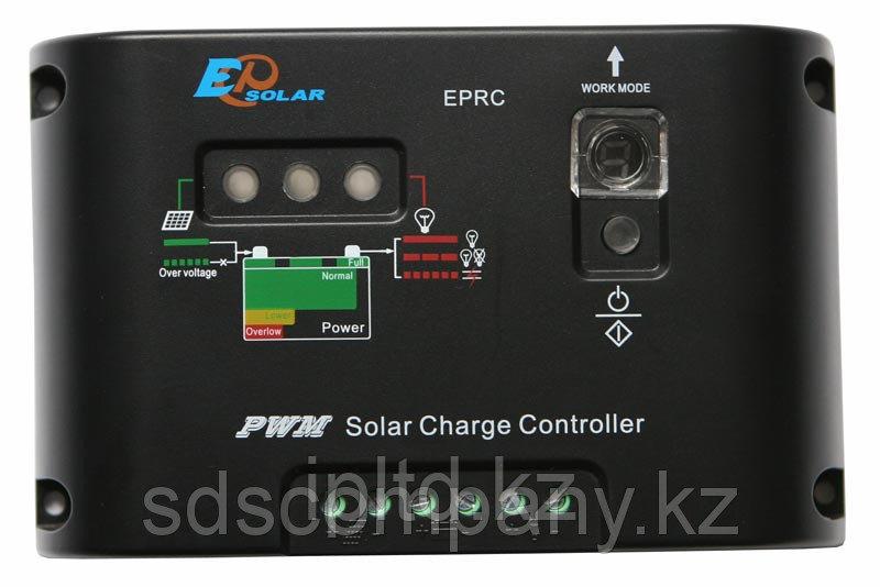 Контроллер заряда EPRC10-EC PWM (с таймером) 10 А, 12/24 В