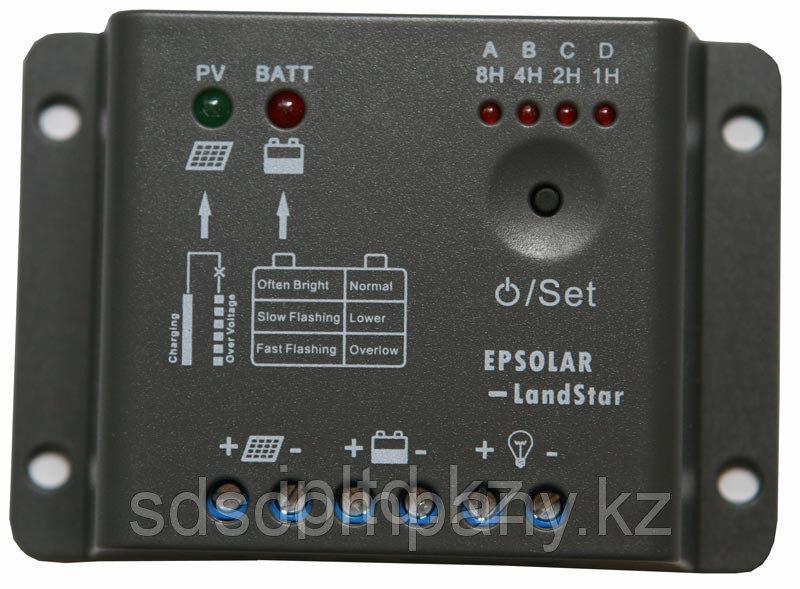 Контроллер заряда LandStar PWM (с таймером) 5 А, 12 В