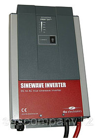 Инвертор синусоидальный 24 В DC / 220 В AC, 1400 Вт, производства TBS Electronics
