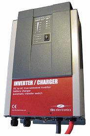 Инвертор синусоидальный/зарядное устройство 12 В DC / 220 В AC, 1300 Вт, производства TBS Electronics