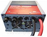 Инвертор синусоидальный/зарядное устройство 12 В DC / 220 В AC, 1300 Вт, производства TBS Electronics, фото 4