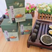 Зелёный чай с селеном