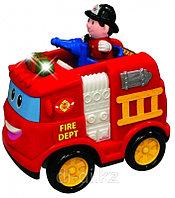 KIDDIELAND Развивающая игрушка ''Пожарная машина'', фото 1