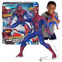 Человек-Паук стреляющий паутиной Hasbro 98723 серия Marvel