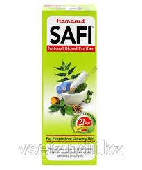 Сафи – Safi (Hamdard), 100 мл, очищение крови, очищение кишечника, простудные заболевания, фурункулы, прыщи