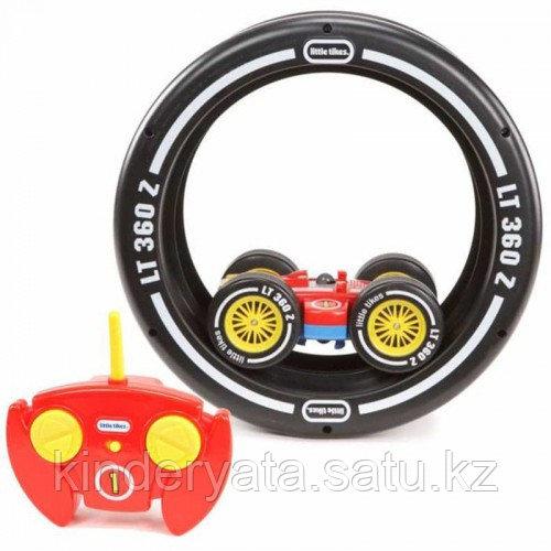 Машинка на радиоуправлении с колесом для катания Little Tikes 638541.