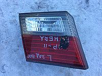 Фонарь на крышку багажника левый Nissan Primera 11