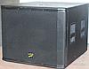 Сабвуфер туровый LNM KB18B, 800w/rms